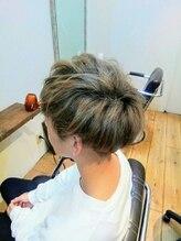 ヘアラウンジ プレイ(Hair Lounge PLAY)メンズマッシュ