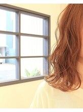 テオ ヘア(teo hair)ミディアム×ウェーブ