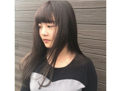 アロー ヘアー(arrow hair)の写真