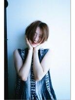 ジジ(Gigi)【Gigi】ラフで大人可愛いミニマムショート