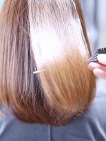 グリット ヘアプラスフォト(grit HAIR+PHOTO)【grit.】YOHEI WORKS (髪質改善ケラチントリートメント 01)