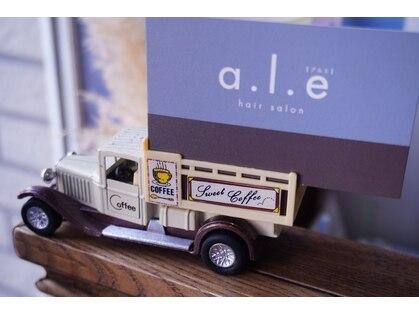 アルエ(a.l.e)の写真