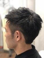 ローグヘアー 綾瀬店(Rogue HAIR)men's ワイルドツーブロック《Rogue 柴崎》