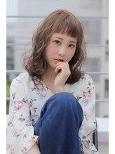 セシルヘアー 長崎屋帯広店(Cecil hair)ジグザグバングミニマム3Dカラー