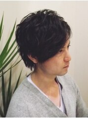 カット+ヘッドスパ ¥9000→¥8000