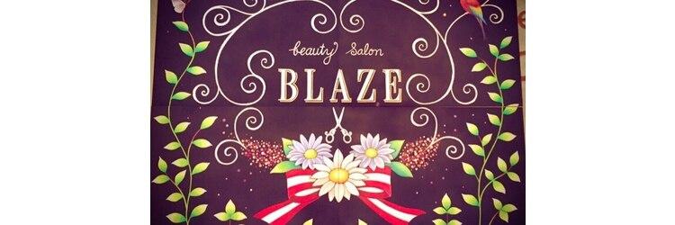 ブレイズ ヘアーアンドメイク(Blaze Hair&Make)のサロンヘッダー