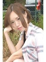 ヘアーサロン エール 原宿(hair salon ailes)(ailes原宿)style145 クラシカル☆大人カジュ