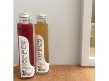 ルノ(runo)の雰囲気(施術中に飲めるオリジナルのシロップはお店で販売しています☆)