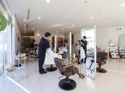 美容室たしろグループ アル タシロ AR TASHIROの写真
