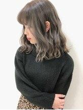 ガーデン ヘアークリエイトスペース(garden hair create space)3Dカラー×アディクシーカラー