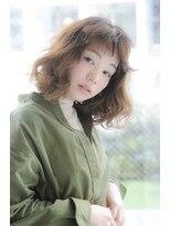 ガーランド (Garland)[Garland/表参道]☆切りっぱなしカジュアルボブ☆08