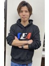 ヘアーサロン アウラ(hair salon aura)榎田 智征
