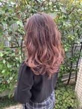 モードケーズ 長岡京店(Hair&Nail MODE K's)ラベンダーピンク
