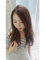 クッキー ヘアーアンドメイク(COOKIE Hair&Make)【COOKIE】ツヤ巻きロング
