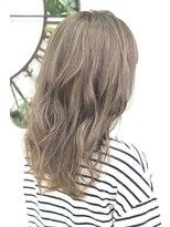 ヘアーサロン エール 原宿(hair salon ailes)(ailes 原宿)style344 デザインカラー☆ミルクティーアッシュ