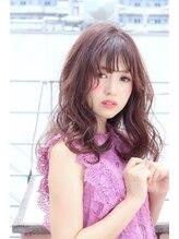 セシルヘアー 広島本通店(Cecil hair)肌が綺麗にみえる☆ピンクカラー