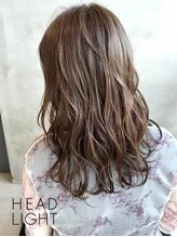 フローレス バイ ヘッドライト 吉祥寺店(hair flores by HEADLIGHT)大人かわいいベイビーバングゆるふわフェミニンカール