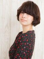 ヘアサロン ナノ(hair salon nano)かわいいマッシュスタイル