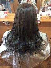 ヘアーアートマーブル(Hair art marble)カラー