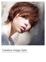 ヴェローグ シェ ブー(belog chez vous hair luxe)【Creative image styel】木漏れ日アンニュイショート