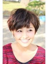 カミビトフォーヘアー(kamibito for hair)フワッとショート kamibito(北赤羽店)