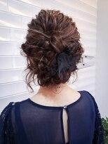 ユニカ ヘアー(UNICA hair)360度どこから見てもオトナかわいいヘアセット