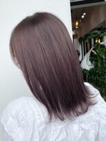 サロンドミルク 溝の口店(salon de MiLK)ショコラカラー 艶カラー