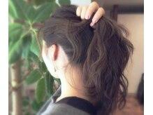 ロト(ROTO)の雰囲気(やわらかい色のカラーやヘアセットもお任せください!)
