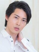 オーブ ヘアー アオヤマ 青山店(AUBE HAIR AOYAMA)清涼感☆好印象なスタイル