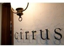 【 cirrus 】 取扱商材紹介。