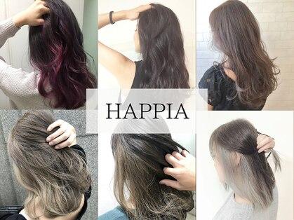 ハピア(HAPPIA)の写真