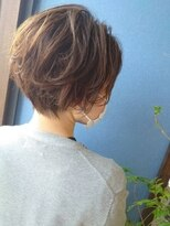 《Kubu hair》簡単スタイリングショート