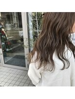 【LIEN by key】Color、ロングとベージュ☆