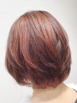 ヘアークリアー ビデンス 北浦和店(Bidens)ピンクインナーカラー【HAIR CLEAR】