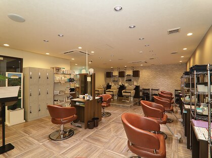 サクッといける美容室 新検見川店の写真