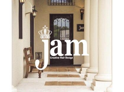 ジャム クリエイティブ ヘアデザイン(jam Creative Hair Design)の写真