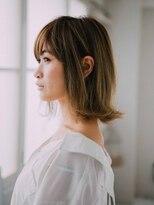 ヘアーカルチャー おゆみ野店(HAIR CULTURE)HAIR CULTUREおゆみ野店 外はねハイライトMIX