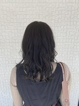 テラスヘア(TERRACE hair)グレージュ