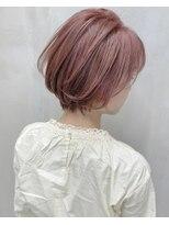 ソース ヘア アトリエ 京橋(Source hair atelier)【SOURCE】ペールピンク