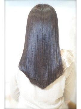 ヘアーアンドスパ リルト(Hair&Spa Lilt.)*Lilt.*ツヤロングストレートM3Dピコトリートメント