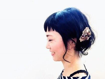 hug 髪型相談室の写真