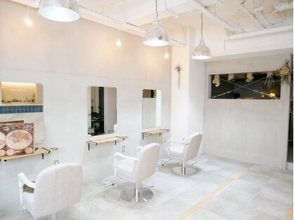 ヘアーサロン リベルテ 上本町店(hair salon Liberte)の写真