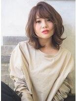 アルモヘアヴォーグ 静岡(ALMO hair VOGUE)【ALMO】伸ばしかけ☆外ハネこなれレイヤーボブ