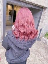 ワンズミラー 海老名店(ONE's MIRROR)◎Rose pink◎