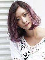 ヘアリゾート エーアイ 浅草橋店(hair resort Ai)グラデーションカラーボブ【Ai浅草橋店】