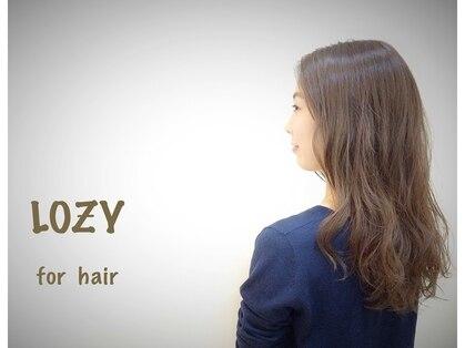 ロジーフォーヘアー(LOZY for hair)