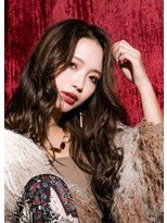 ヘアーズ ベリー 平野店(hairs BERRY)ar12月号掲載 Party Night☆