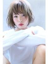【Blanc/目黒】エアリーショート/ゆるくしゃショート