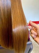 《特定の髪質の方にだけやって欲しい【髪質改善】トリートメント》¥8800~
