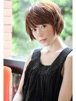 モッズ ヘア 海浜幕張店(mod's hair)マニッシュショート【AMELIE 2001-02A/W】